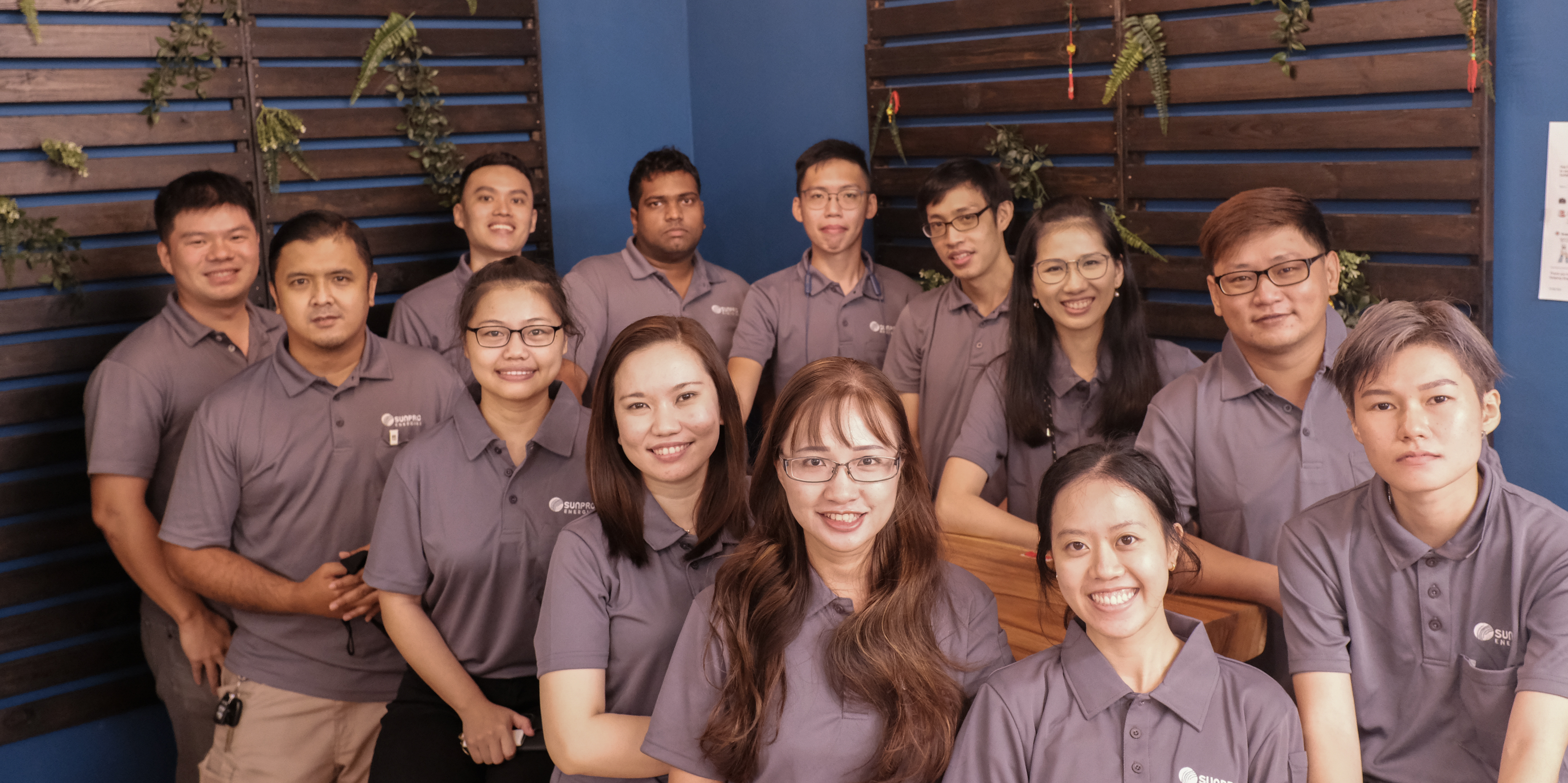 SunPro Energies Company Team About Us Solar Singapore