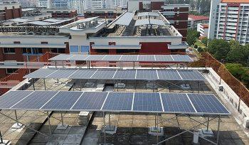 HDB Solar Roof