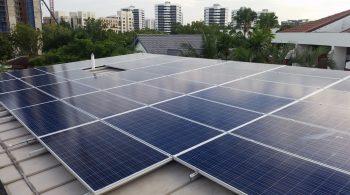 Faber Park solar