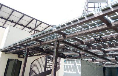 Orchard Road solar