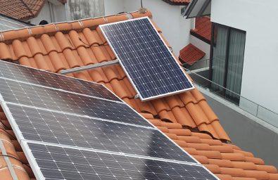Jalan Grisek solar