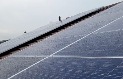 Jalan Shaer solar