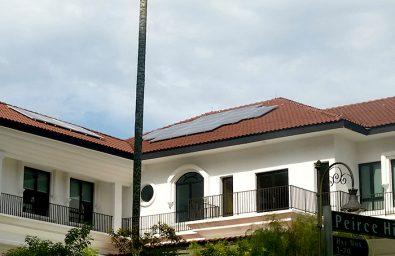 Pierce Road solar