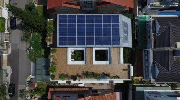 Siglap Road solar