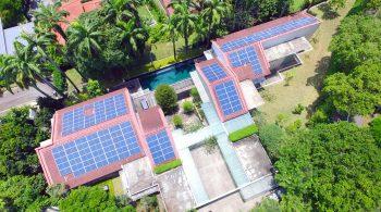 Bukit timah road solar