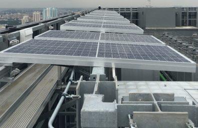solar module bracket