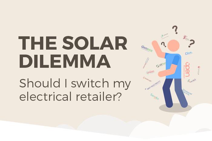 Solar Dilemma