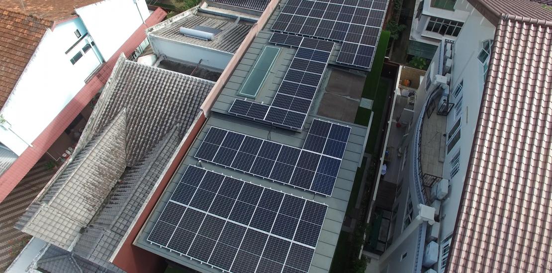 Cactus Crescent Family Solar Singapore