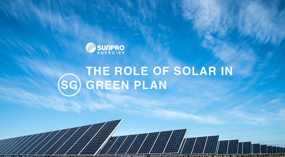 Role of Solar In SG Green Plan 2030